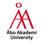 Åbo Akademi University logo with a link to Åbo Akademis webpage.