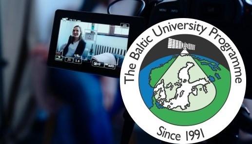 BUP's logo.
